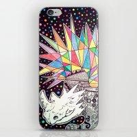 Rhino Party iPhone & iPod Skin