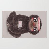 Sloth I♥yoga Rug