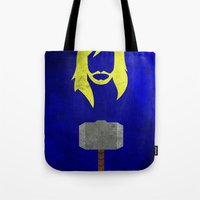 Thor: Avengers Movie Var… Tote Bag