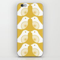 Lovey Dovey iPhone & iPod Skin