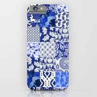 Blue Is Just A Mood iPhone 6 Slim Case