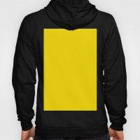 Yellow (Pantone) Hoody
