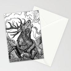Low roar Stationery Cards