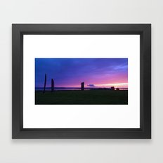 Stenness Framed Art Print