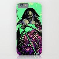 iPhone & iPod Case featuring Baba Yaga by EMLART