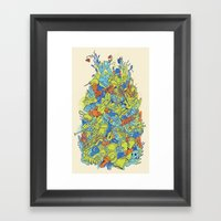 Music--Something For Everyone Framed Art Print