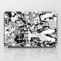 Whose Side Are You On? iPad Case