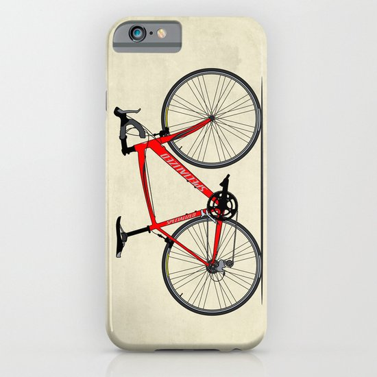 Specialized Racing Road Bike iPhone & iPod Case
