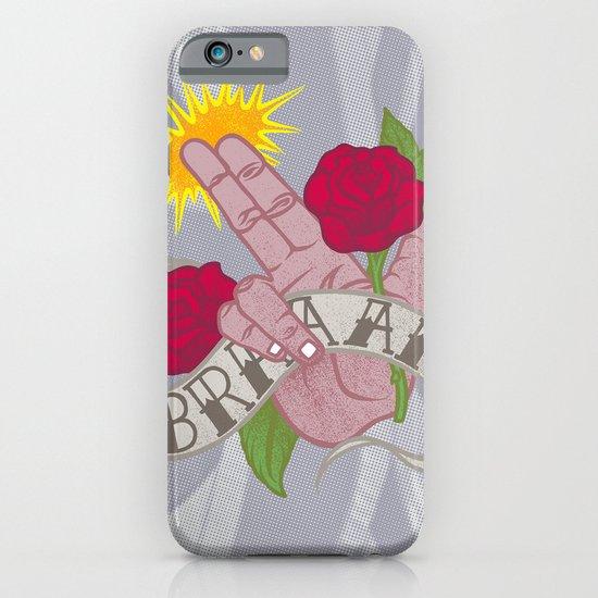 Brrrrrrrap! iPhone & iPod Case