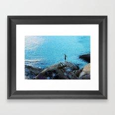 Rio de Janeiro V Framed Art Print