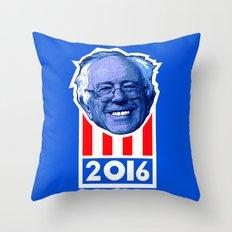 Red, White & Bernie!    … Throw Pillow