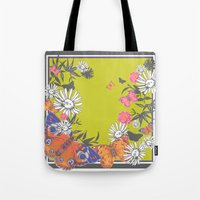 Flutterbies Tote Bag