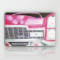 Pink Cadillac - Cotton Candy  Laptop & iPad Skin
