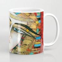 YOUNG GIRL Mug