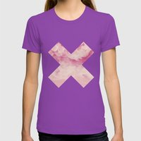 Pure Imagination II Womens Fitted Tee Ultraviolet SMALL