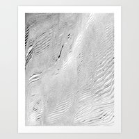 Wispy Art Print