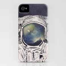 Dreaming Of Space iPhone (4, 4s) Slim Case