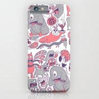Ol' Doodle iPhone 6 Slim Case