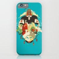 Don't Be Afraid iPhone 6 Slim Case