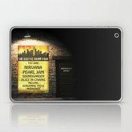 The Seattle Sound Tour Laptop & iPad Skin