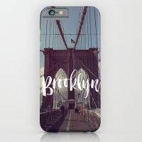 Brooklyn Bridge Photogra… iPhone 6 Slim Case