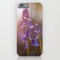 Bluebell Flowers iPhone 6 Slim Case