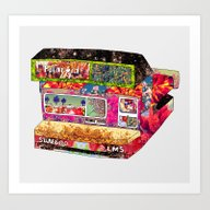 Instant Picture This Art Print