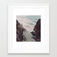 calas Framed Art Print