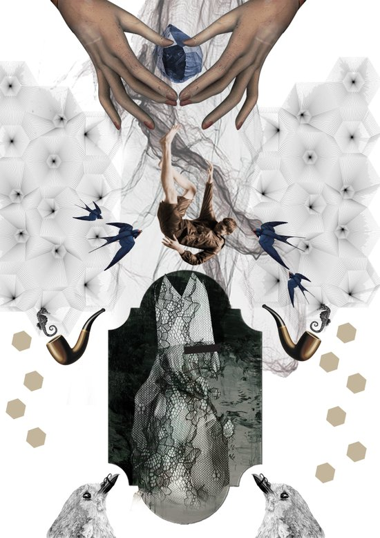 Free_Man Art Print