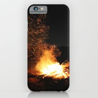 iPhone & iPod Case featuring Fire Dance by GBret