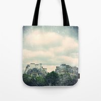 View from the top Tote Bag