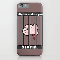 Religion Makes You Stupi… iPhone 6 Slim Case