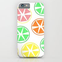 iPhone & iPod Case featuring Fruit Cocktail by MisfitIsle