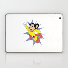 Mighty Mouse Laptop & iPad Skin