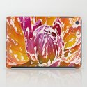 Pink Flower iPad Case