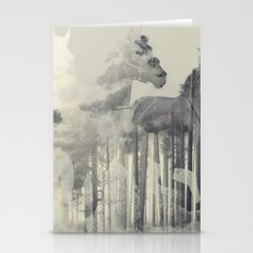Like A Horse In The Wood… Stationery Cards