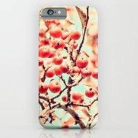 Botanical Malus, Crabapp… iPhone 6 Slim Case
