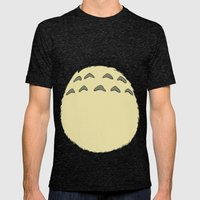 Sweet Neighbour Belly Mens Fitted Tee Tri-Black SMALL