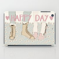 HAPPY DAY iPad Case
