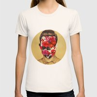 That Face Womens Fitted Tee Natural SMALL