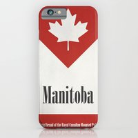 Manitoba iPhone 6 Slim Case