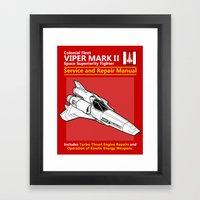 Viper Mark II Service An… Framed Art Print
