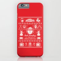 Merry Scroogedmas iPhone 6 Slim Case