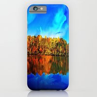 Falls' Lost Memories iPhone 6 Slim Case