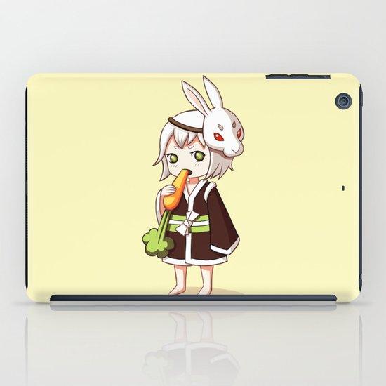 Bunny Mask iPad Case