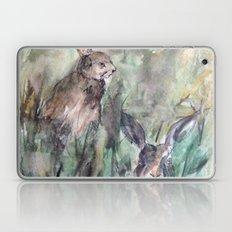 Hare Sketch #1 Laptop & iPad Skin