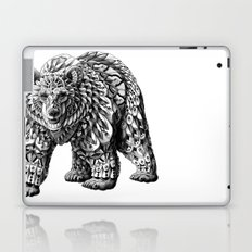 Ornate Bear Laptop & iPad Skin
