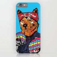 Shiba - The Hustler  iPhone 6 Slim Case