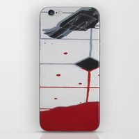 A Bullet To The Head iPhone & iPod Skin