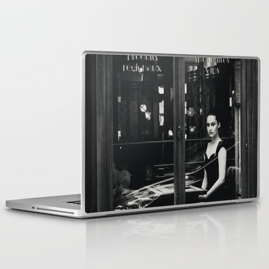 Vintage Chic II Laptop & iPad Skin
